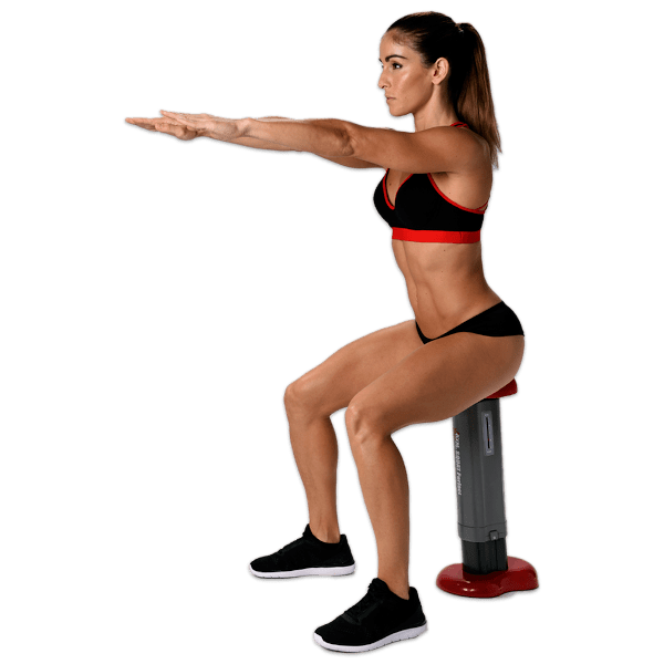 (KALAISHOP) GYMFORM SQUAT PERFECT